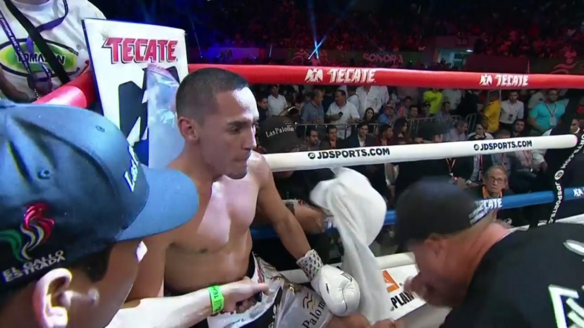 - Latest Juan Francisco Estrada Roman Gonzalez