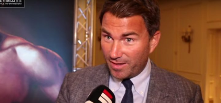 Anthony Joshua Andy Ruiz Eddie Hearn Joshua vs Ruiz Sky Sports Box Office