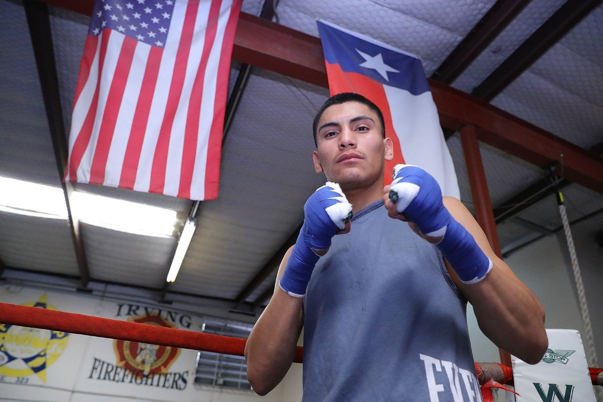 Vergil Ortiz Jr. fires back at Errol Spence, calling him 'The Lie ...