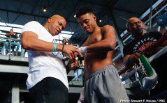 - Latest Errol Spence Jr Spence vs. Porter