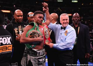 Errol Spence Jr vs. Danny Garcia a DONE deal for November 21