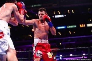 Robert Guerrero wants Pacquiao and Thurman fights