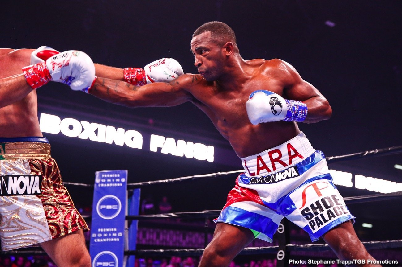 Erislandy Lara vs. Greg Vendetti on August 29 on Fox ⋆ Boxing News 24