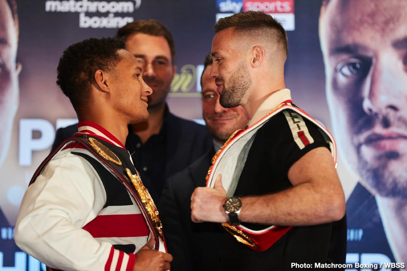 Latest DAZN Josh Taylor Prograis vs. Taylor Regis Prograis Sky Box Office