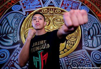 - Latest Avery Sparrow Garcia vs. Sparrow Jaime Munguia Munguia vs. Allotey Patrick Allotey Romero Duno Ryan Garcia