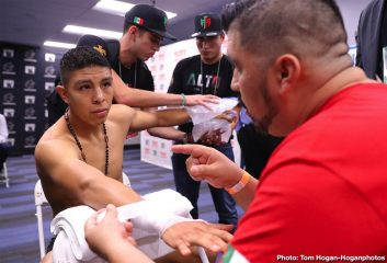 - Latest Jaime Munguia Munguia vs. Allotey Patrick Allotey