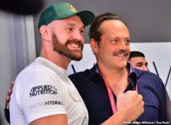 Tyson Fury Carlos Cuadras Emanuel Navarrete Fury vs. Wallin Juan Miguel Elorde Navarrete vs. Elorde Otto Wallin