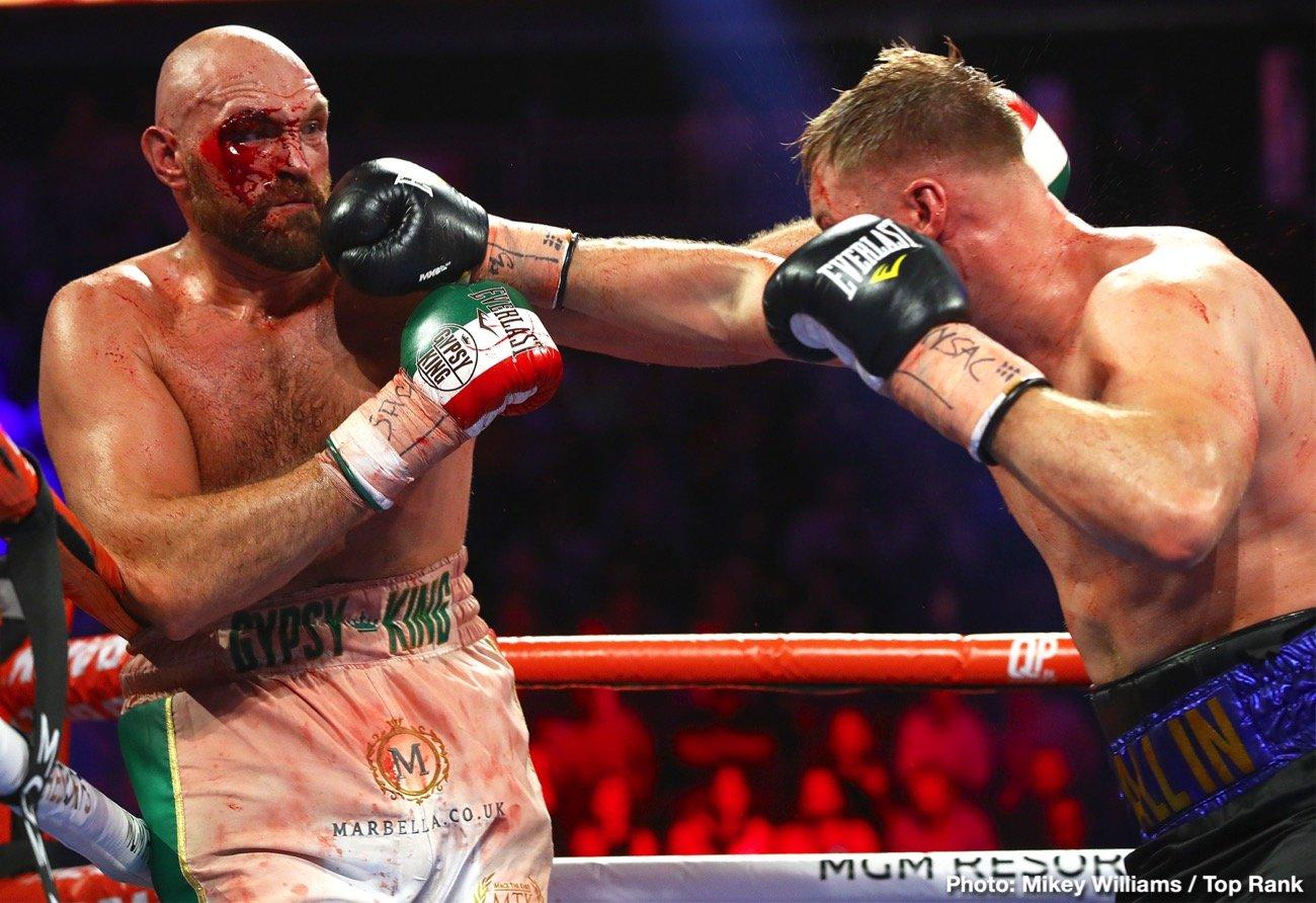 Boxen Tyson Fury