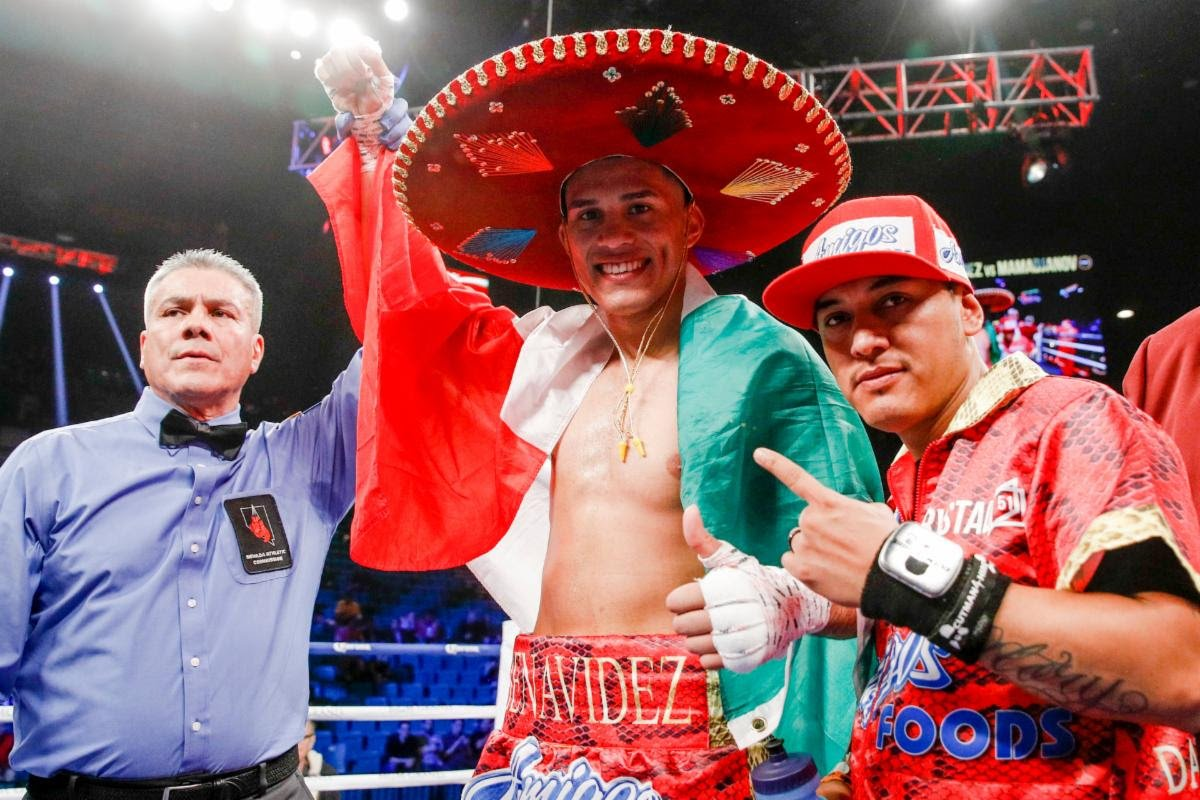 - Latest Errol Spence Jr Jessie Vargas Robert Guerrero Shawn Porter Batyr Akhmedov David Benavidez Dirrell vs. Benavidez Mario Barrios Spence vs. Porter