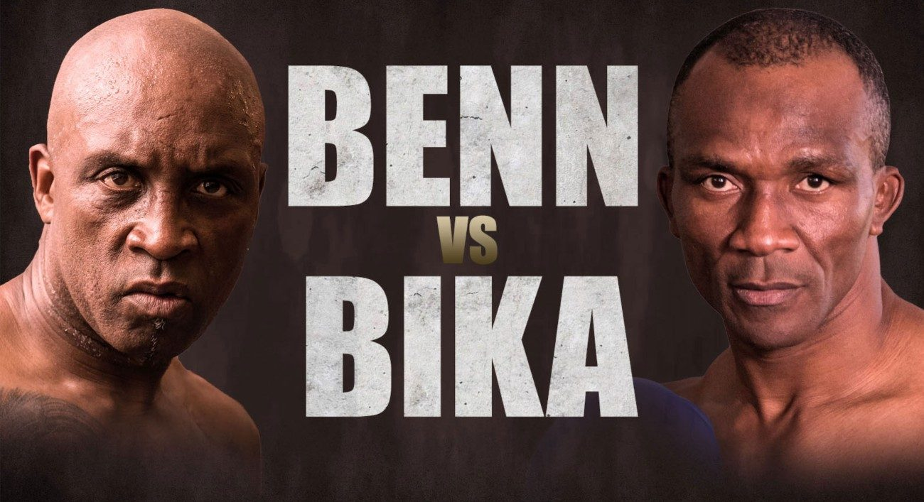 - Latest Nigel Benn Sakio Bika