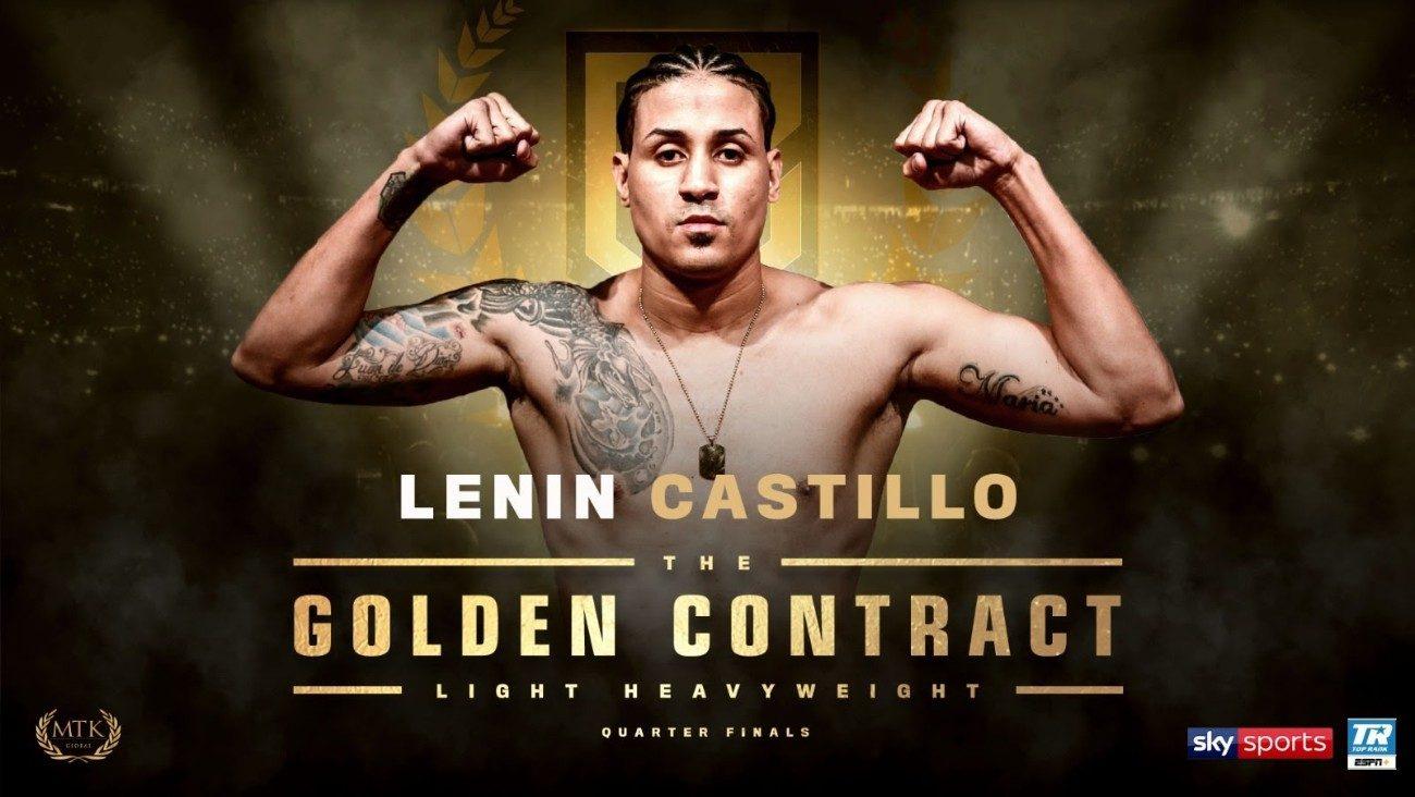 - Latest Golden Contract Lenin Castillo