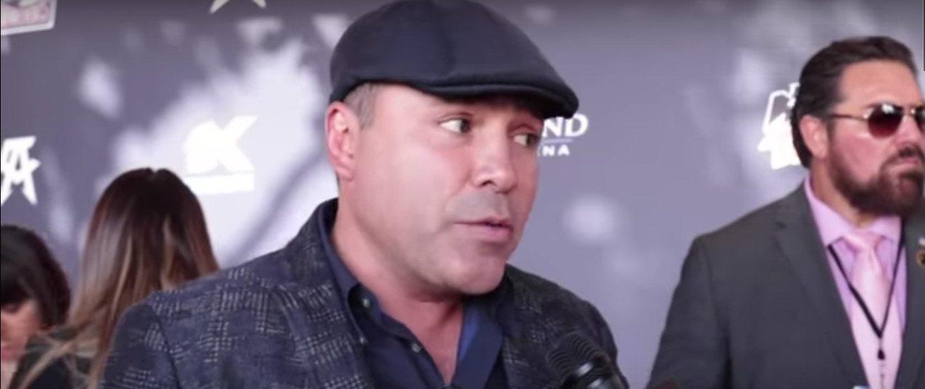 Canelo Alvarez Oscar De La Hoya Sergey Kovalev Canelo vs. Kovalev DAZN