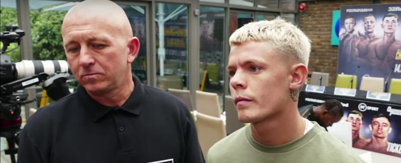 Latest Charlie Edwards Edwards vs. Martinez Julio Cesar Martinez
