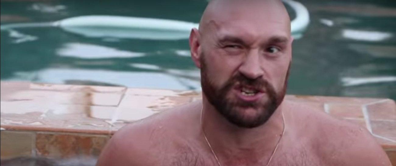 Deontay Wilder Tyson Fury ESPN Fury vs. Wallin Otto Wallin Wilder vs. Fury