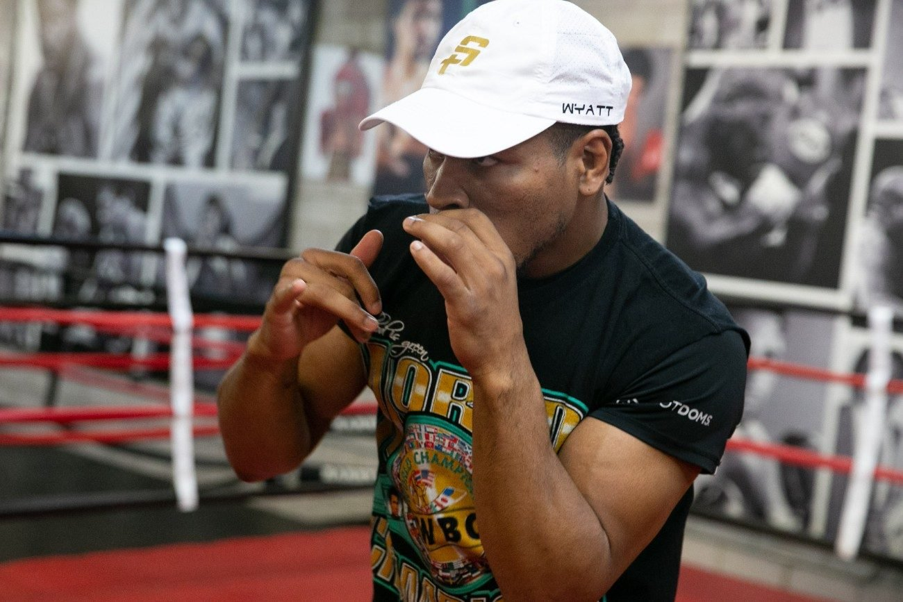 Errol Spence Jr Shawn Porter Fox Sports pay-per-view Spence vs. Porter
