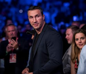 'Wladimir Klitschko knocked Deontay Wilder out cold – Dillian Whyte
