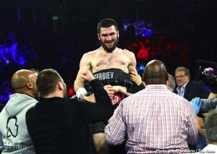 Artur Beterbiev Luis Collazo Beterbiev vs. Gvozdyk ESPN Kudratillo Abdukakhorov Oleksandr Gvozdyk Top Rank Boxing