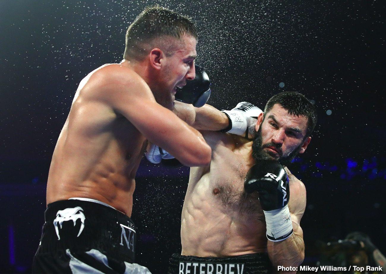 Artur Beterbiev Beterbiev vs. Gvozdyk Beterbiev vs. Meng Bob Arum Dmitry Bivol Fanlong Meng Oleksandr Gvozdyk