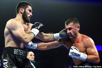 - Latest Artur Beterbiev Beterbiev vs. Gvozdyk ESPN Oleksandr Gvozdyk Top Rank Boxing