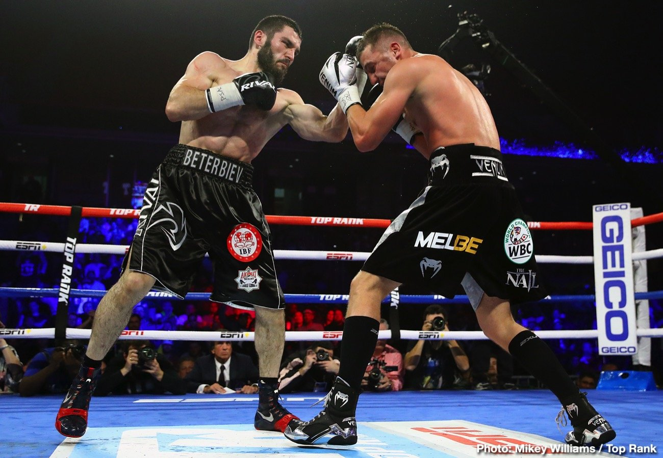 Artur Beterbiev Callum Smith