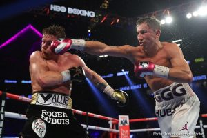 Golovkin turns 39 today, will Canelo ever fight him again?