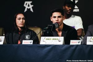 Ryan Garcia proves people WRONG, agrees to Luke Campbell fight