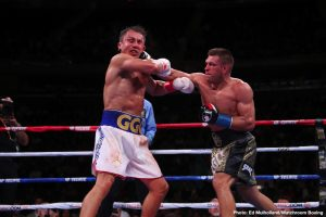 Gennadiy Golovkin to fight on November 21st on DAZN