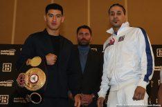 Aleksandr Usyk Chazz Witherspoon Bivol vs. Castillo DAZN Dmitry Bivol Lenin Castillo Matchroom Boxing Usyk vs. Witherspoon