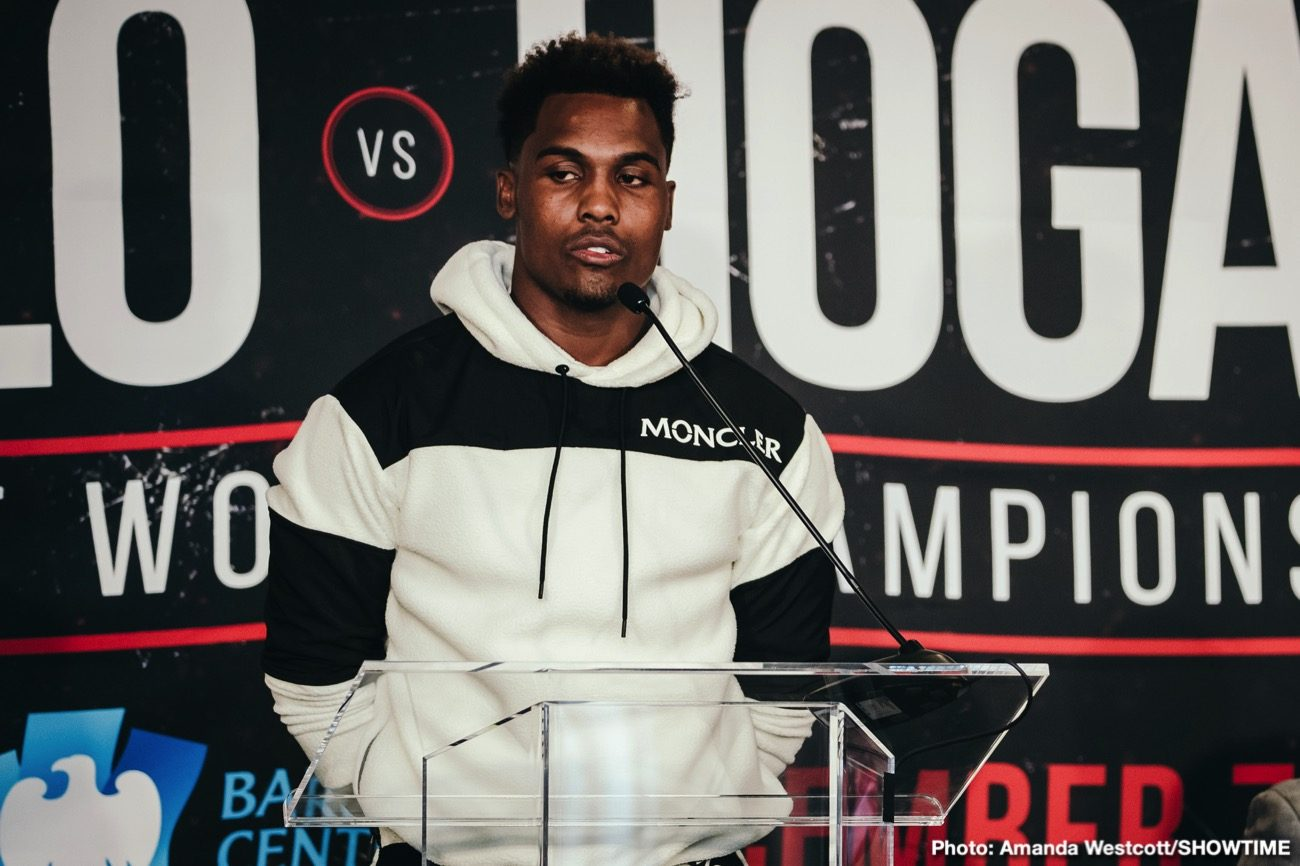 - Latest Charlo vs. Hogan Dennis Hogan Jermall Charlo Showtime