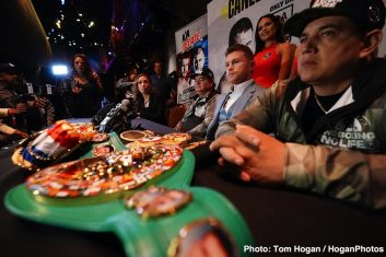 - Latest Bernard Hopkins Canelo Alvarez Oscar De La Hoya Sergey Kovalev Canelo vs. Kovalev DAZN Garcia vs. Duno Romero Duno Ryan Garcia