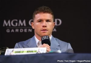 Who will Canelo pick next?