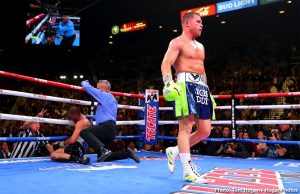 Canelo to fight Saunders or Smith next, NOT Murata