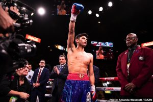Luke Campbell vs. Ryan Garcia have reached an agreement for November fight on DAZN