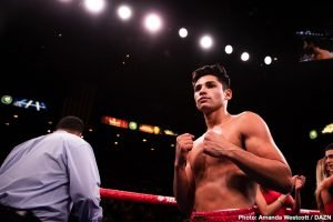 Ryan Garcia – 'I will HURT Amir Khan'