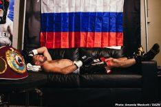 - Latest Canelo Alvarez Ryan Garcia Sergey Kovalev