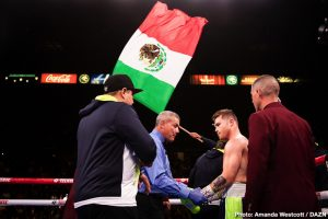 Canelo Alvarez wants a TOP fighter for September 12 says Eric Gomez