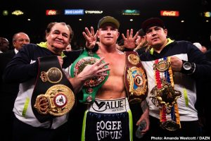 Canelo Alvarez: Who will he fight next on September 12th?