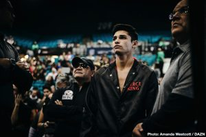 Ryan Garcia wants Tank Davis for his next fight