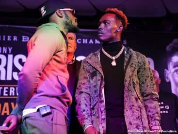 - Latest Harrison vs. Charlo Jermell Charlo Tony Harrison