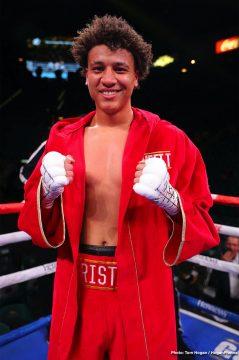 Canelo Alvarez Sergey Kovalev
