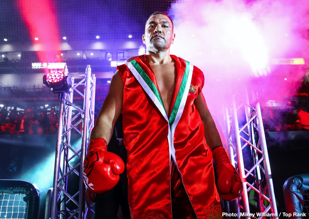 - Latest Anthony Joshua Kubrat Pulev