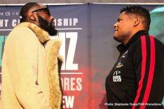 - Latest Deontay Wilder Leo Santa Cruz Brandon Figueroa Julio Ceja Luis Ortiz Miguel Flores Santa Cruz vs. Flores Wilder vs. Ortiz