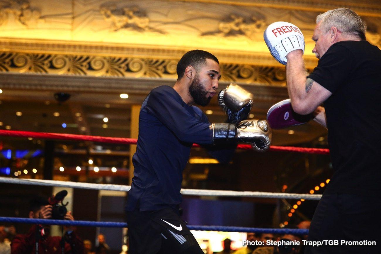 Latest Luis Nery Mauricio Sulaiman Nordine Oubaali WBC