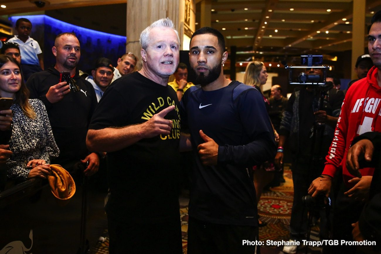 Freddie Roach Naoya Inoue Nonito Donaire Emmanuel Rodríguez Luis Nery Nery vs. Rodríguez