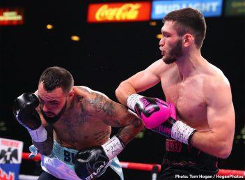 Canelo Alvarez Sergey Kovalev Blair Cobbs Canelo vs. Kovalev DAZN Garcia vs. Duno Romero Duno Ryan Garcia