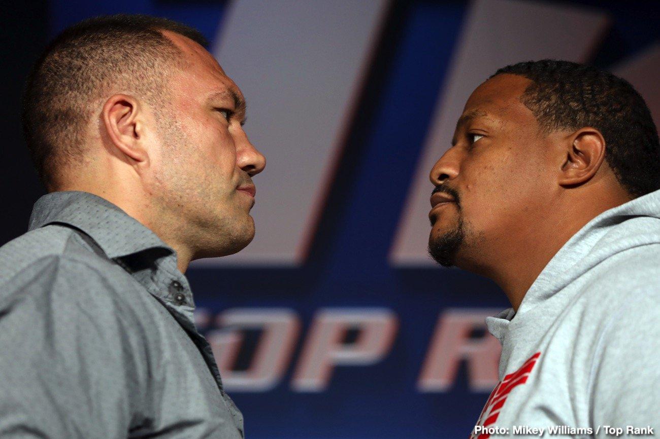 - Latest Kubrat Pulev Aelio Mesquita ESPN Gabriel Flores Jr. Herring vs. Roach Jamel Herring Lamont Roach Pulev vs. Booker Top Rank Boxing
