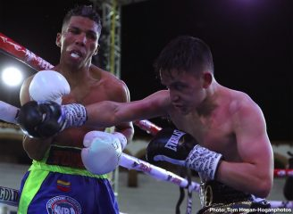 Latest Cano vs. Ortiz Hasanboy Dusmatov Pablo Cesar Cano Roberto Ortiz