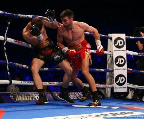- Latest Anthony Fowler Callum Smith James Tennyson John Ryder Sean Dodd Smith vs. Ryder