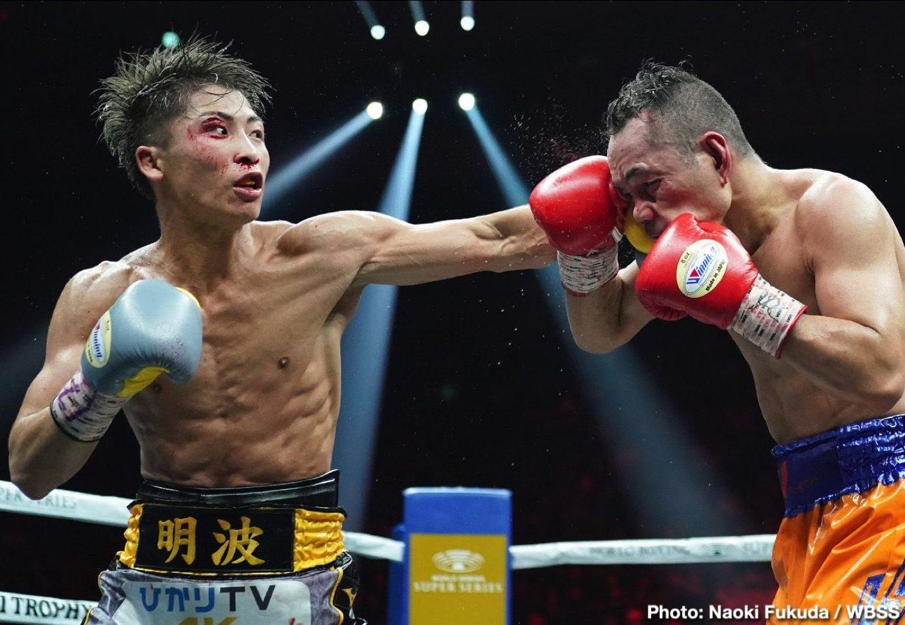 Naoya Inoue Nonito Donaire Emanuel Navarrete Inoue vs. Donaire