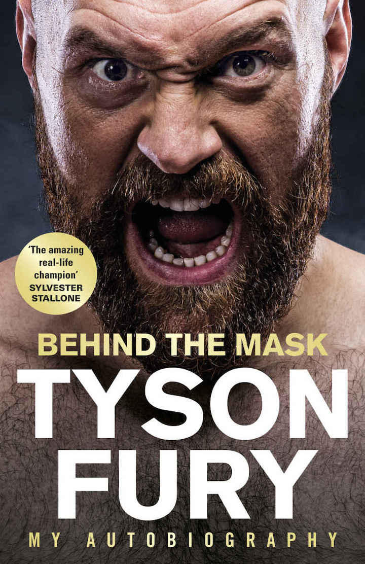 Tyson Fury - FRANK WARREN HEAPS PRAISE ON BEST SELLING AUTHOR TYSON FURY